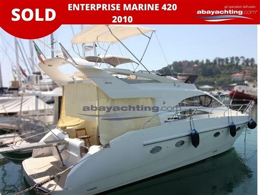 Enterprise Marine 420 sold