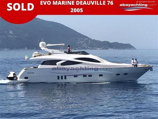 Evo Marin 76 sold
