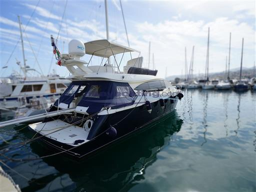 New price Ferretti 570