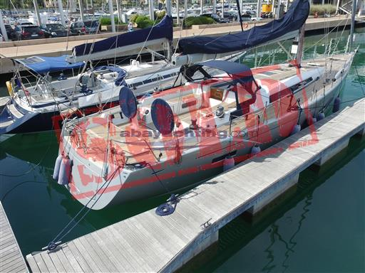 Grand Soleil 54 sold