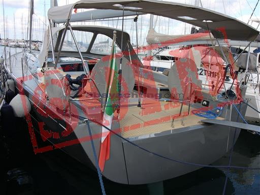Grand Soleil 52 sold