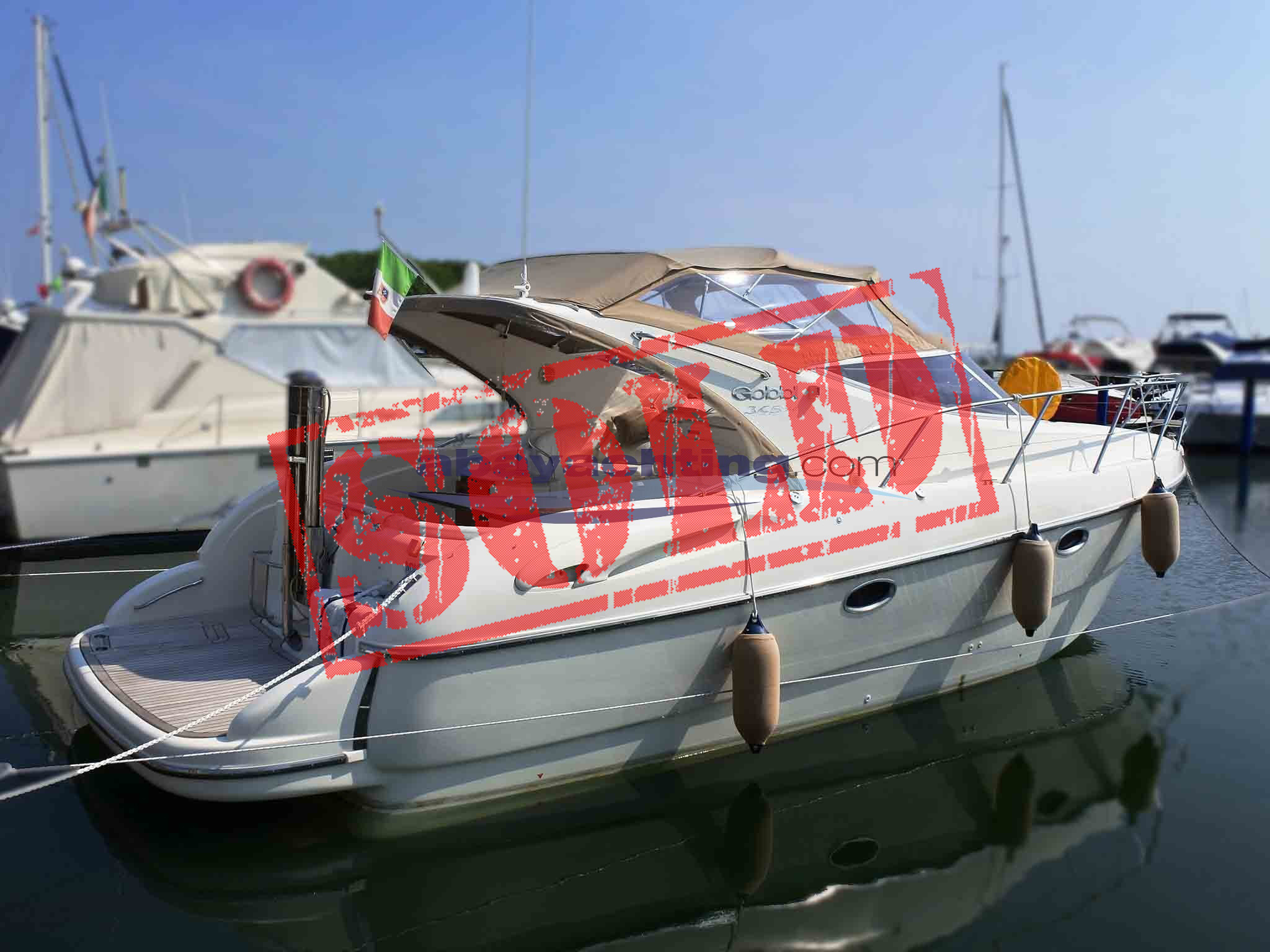 Gobbi 345 sold