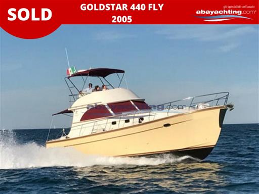 Cantieri Estensi Goldstar 440 sold
