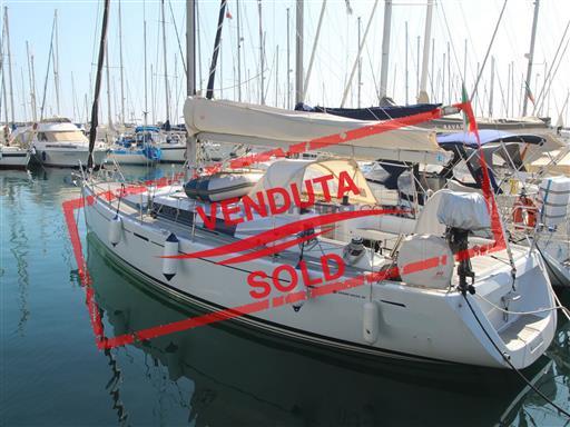 Grand Soleil 40 2009 vendu