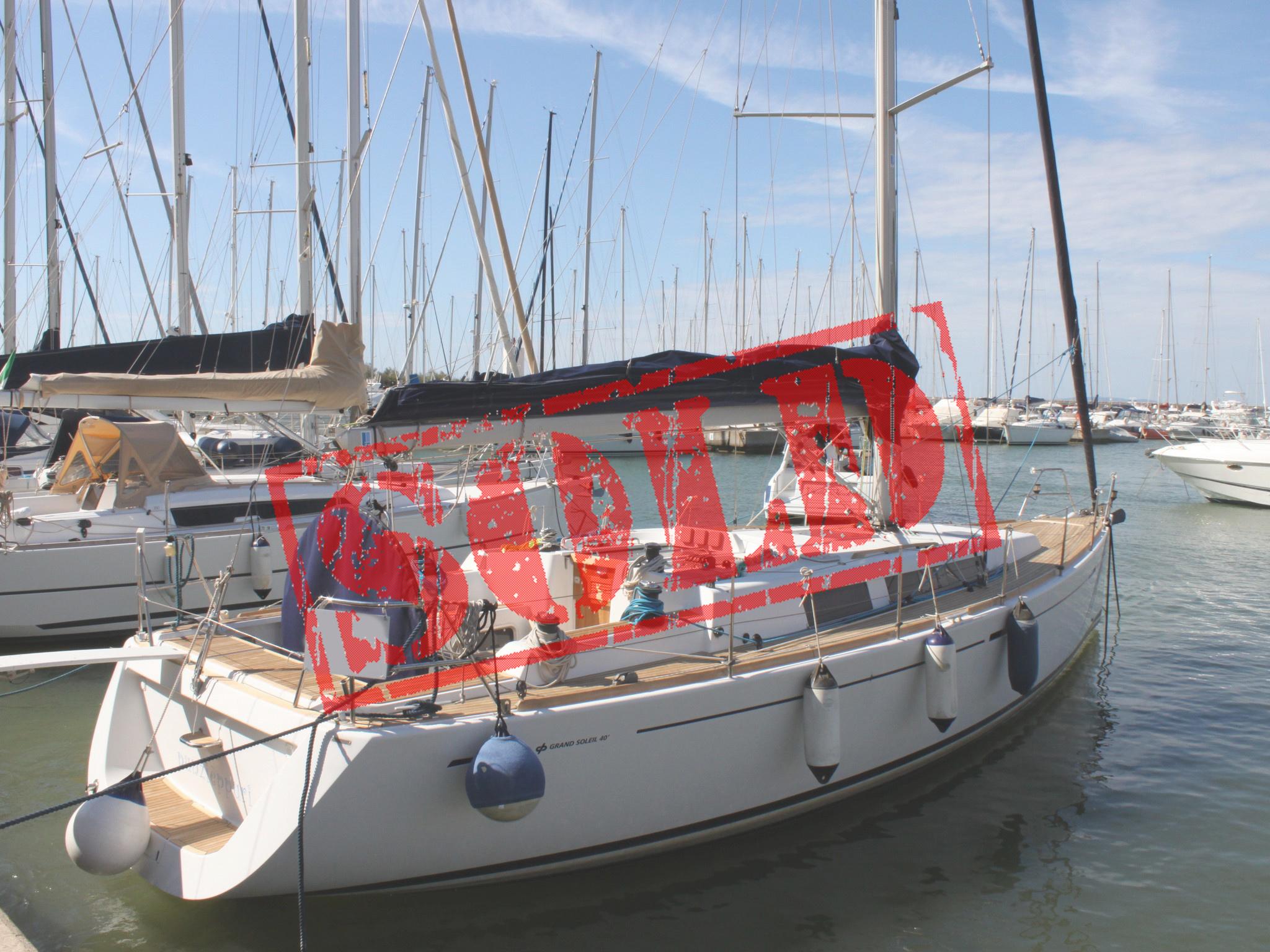 Grand Soleil 40 B&C 2008 venduto