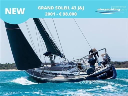New arrival Grand Soleil 43 J&J