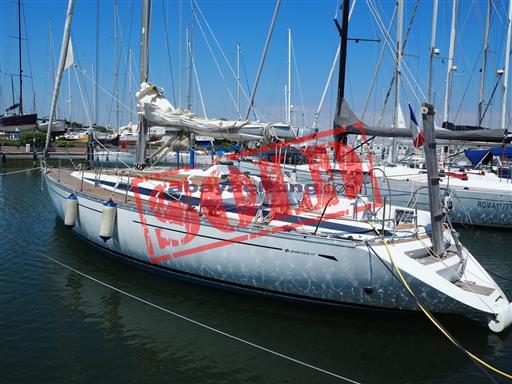 Grand Soleil 43 J&J sold