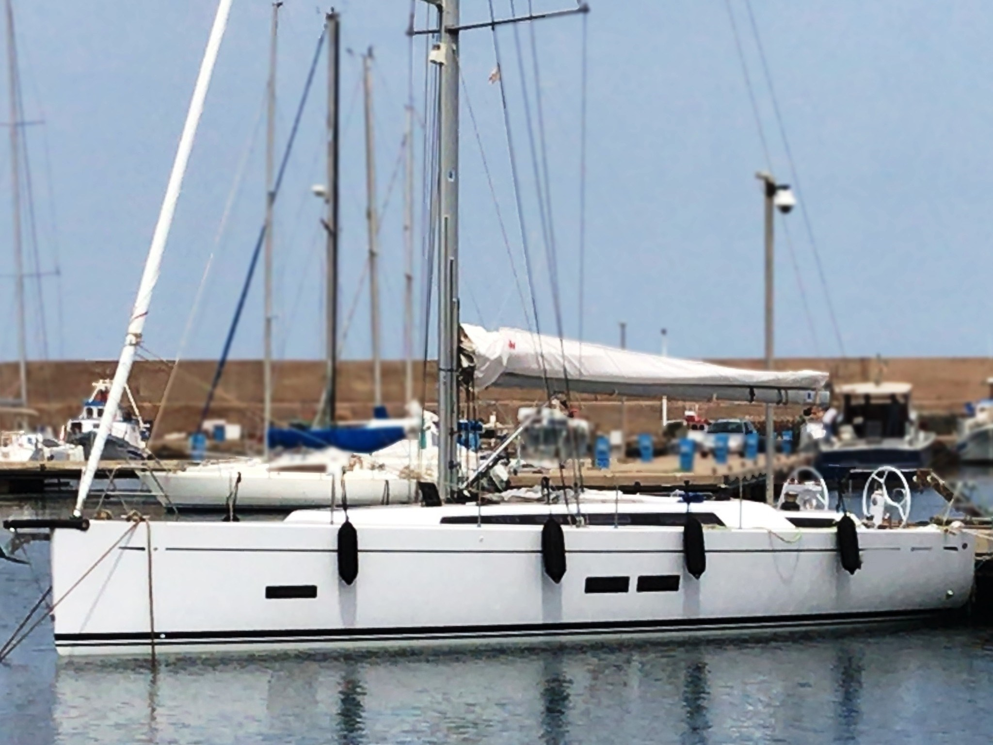 Price reduction Cantiere del Pardo Grand Soleil 43 Maletto 2017