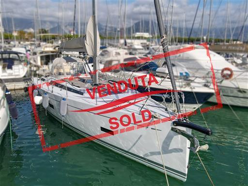 Grand Soleil 43 Maletto vendu