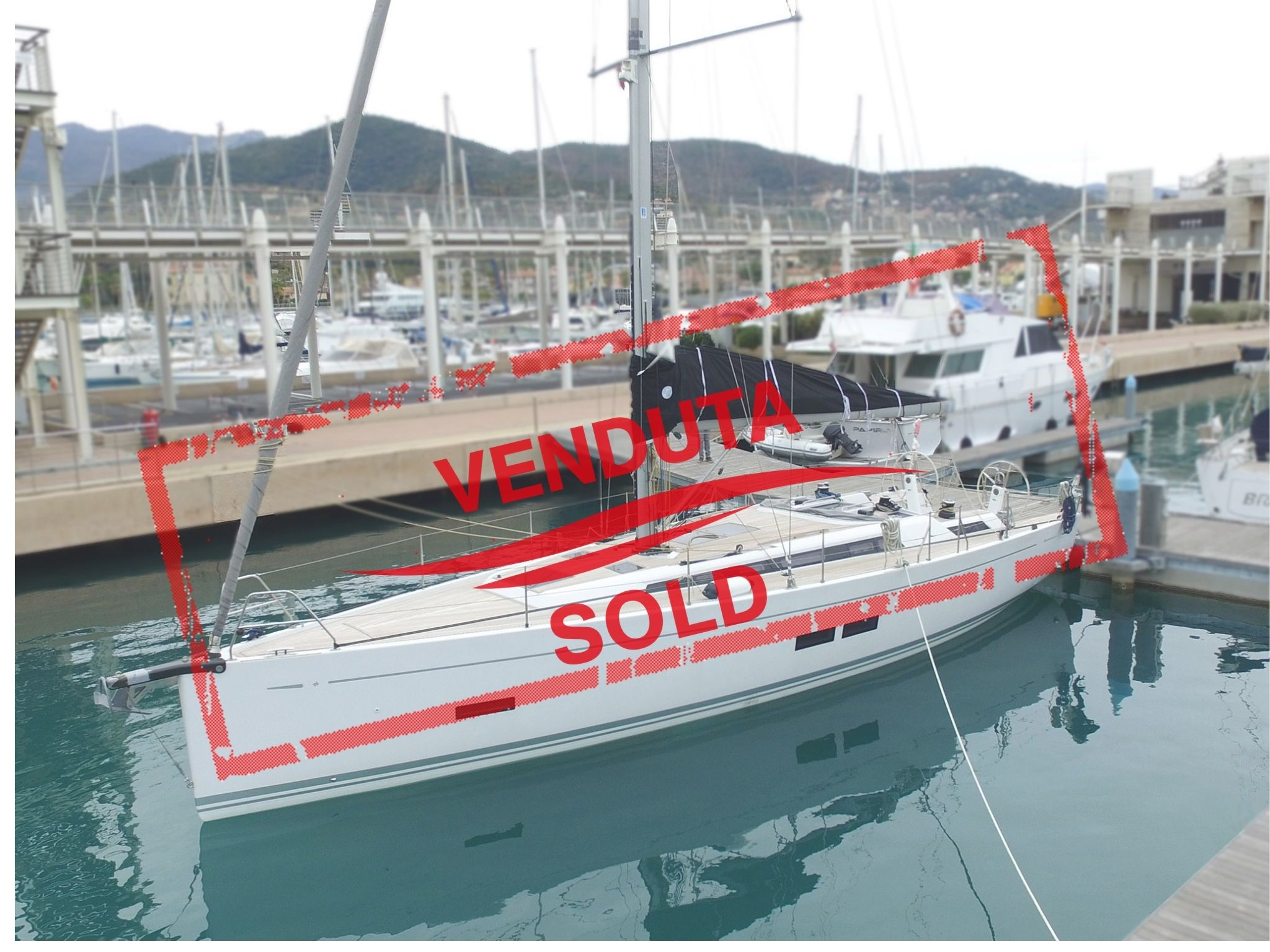 Grand Soleil 43 Maletto 2013 venduto