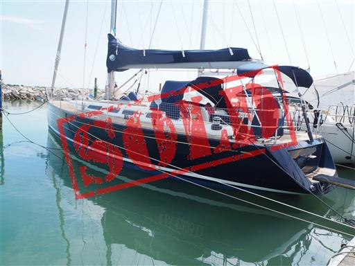 Grand Soleil 45 sold