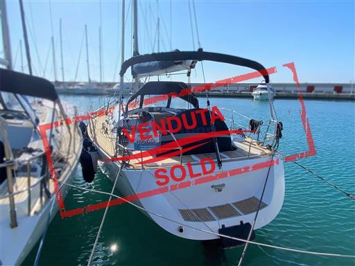 Grand Soleil 45 J&V vendu