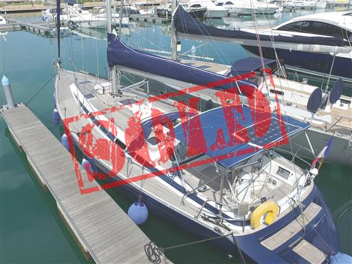 Grand Soleil 46.3 sold