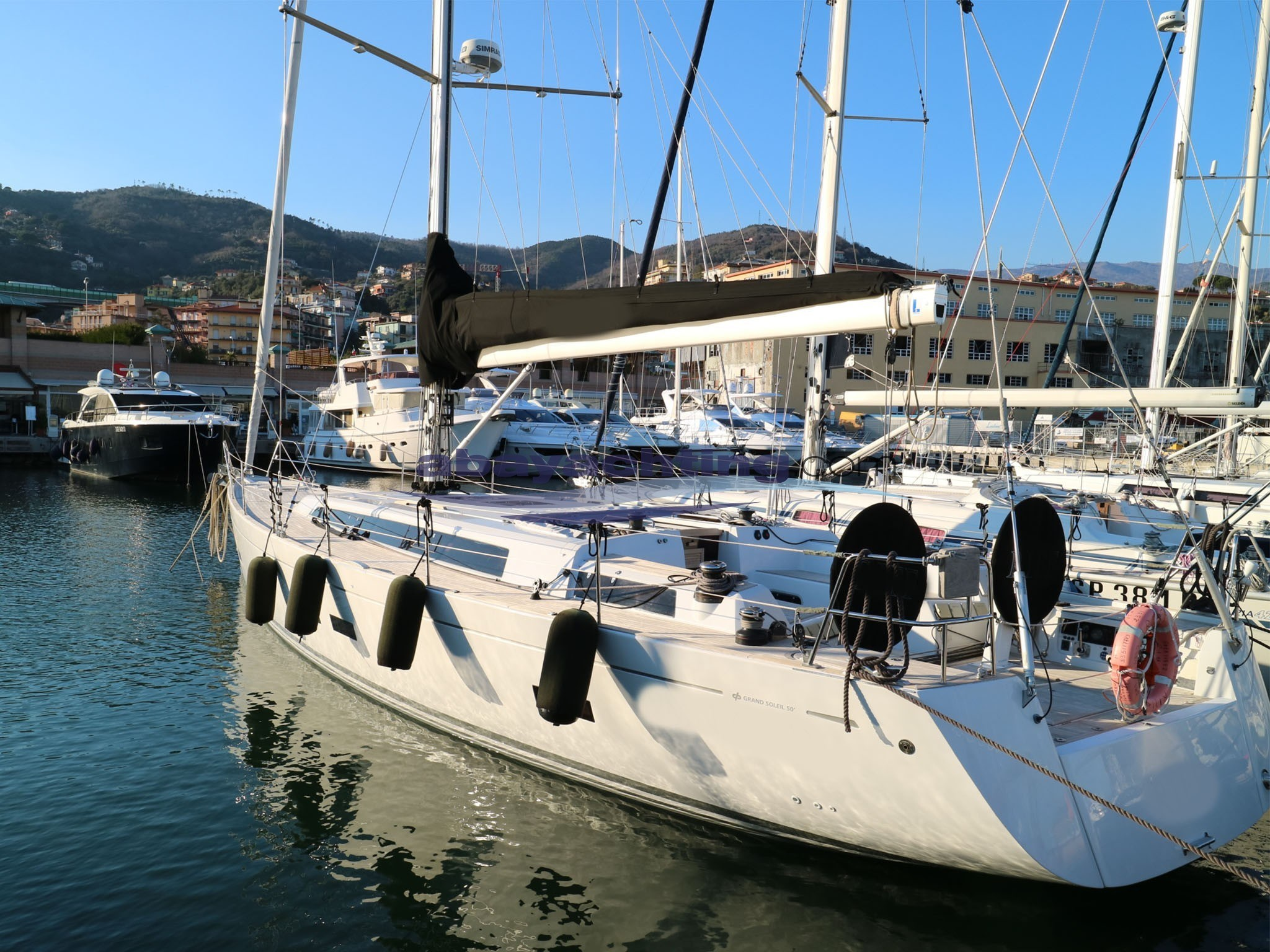 New price for Cantiere del Pardo  Grand Soleil 50 New