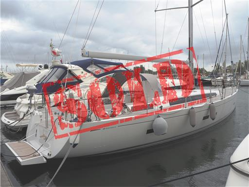 Grand Soleil 50 sold