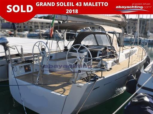 Grand Soleil 43 Maletto venduto