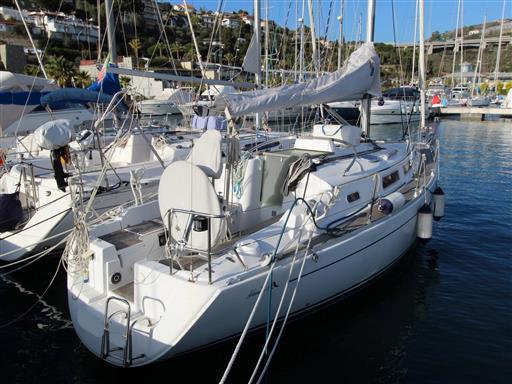 New arrival Hanse 315