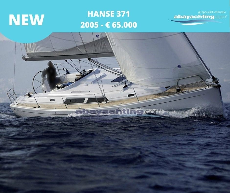 New arrival Hanse 371