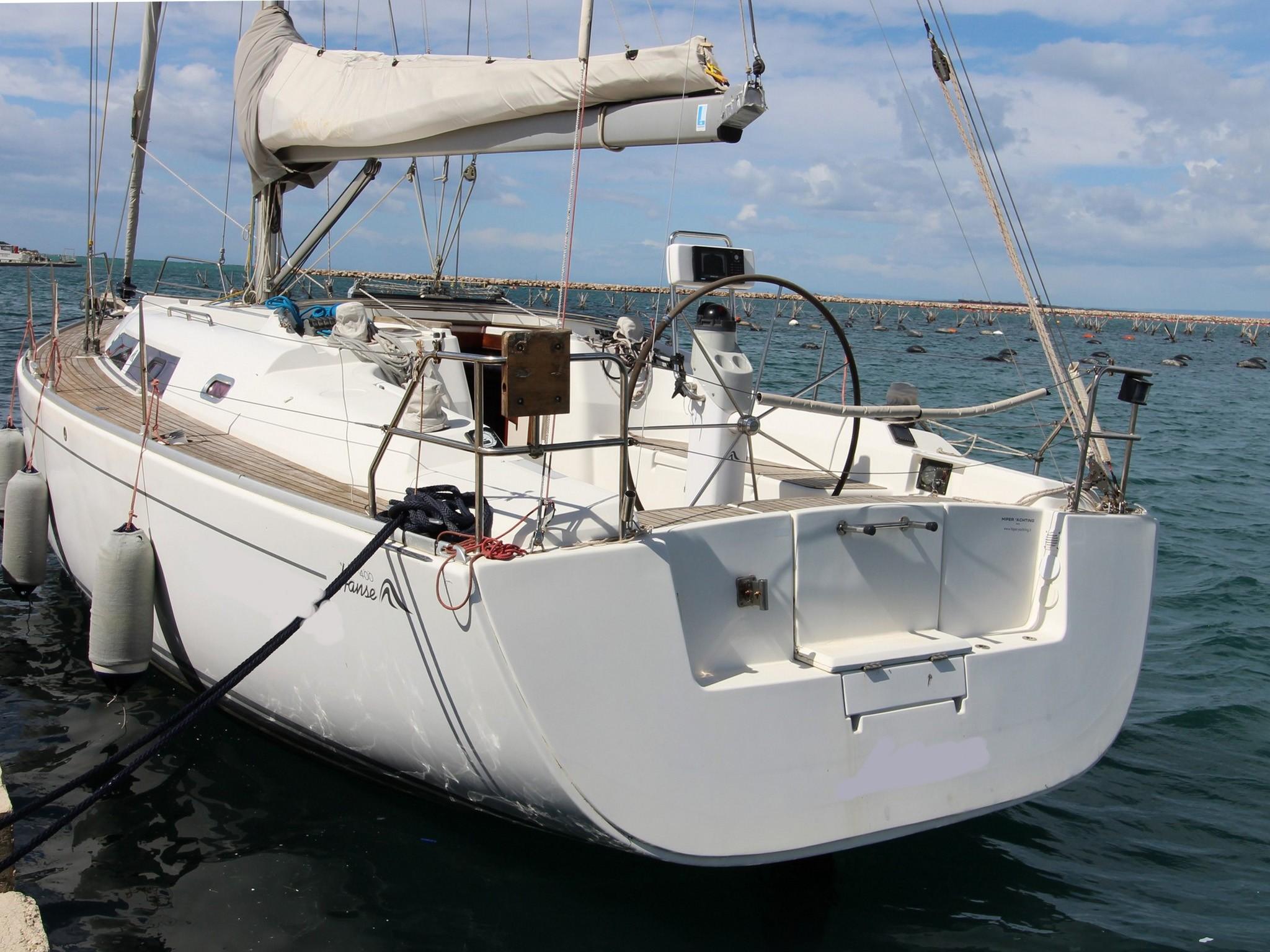 New arrival Hanse 400