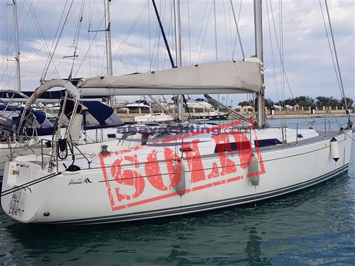 Hanse 400 venduto