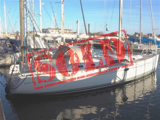 Hanse 430e sold