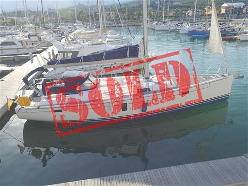Hanse 445 sold