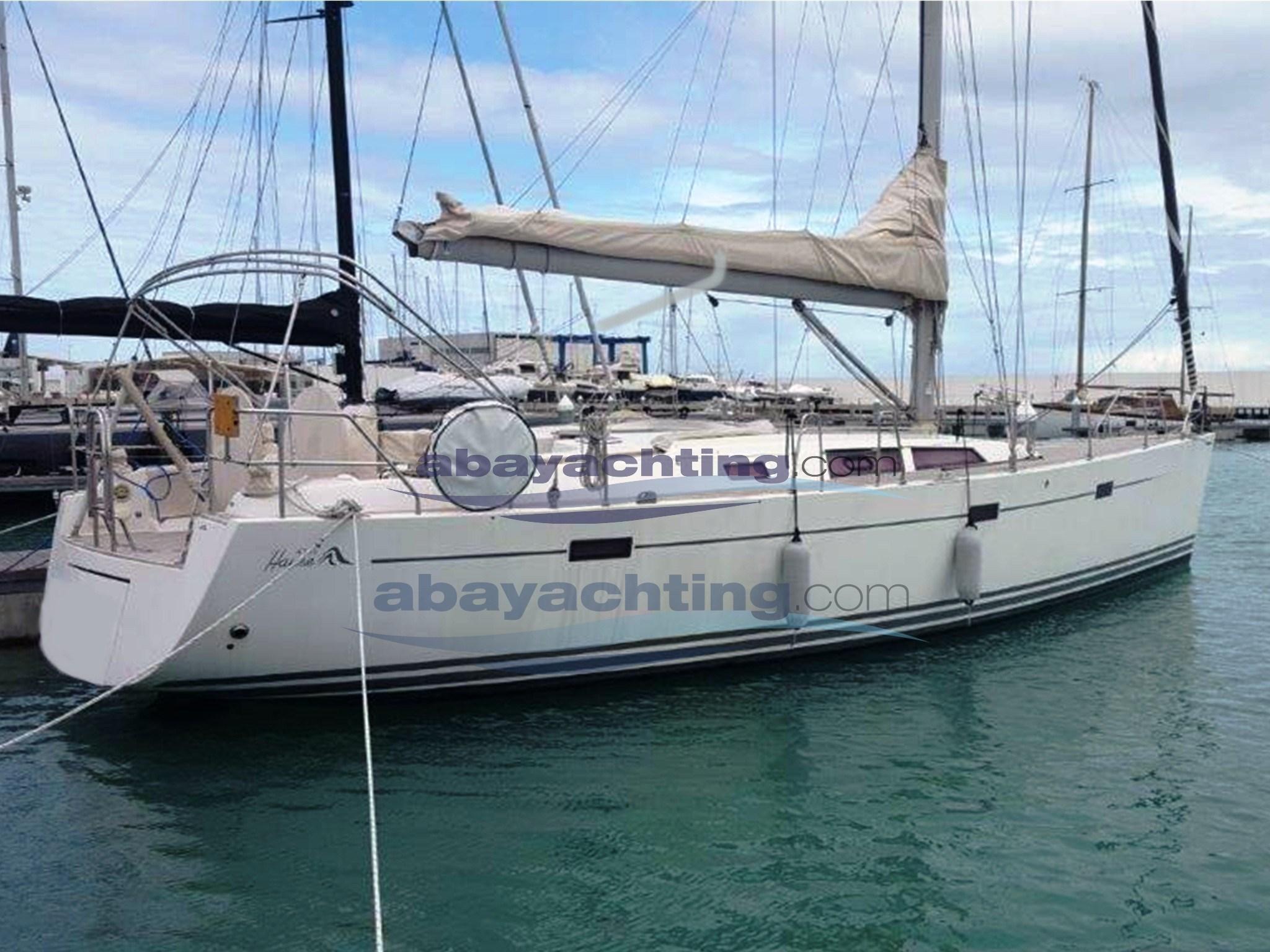 New Arrival Hanse 470E