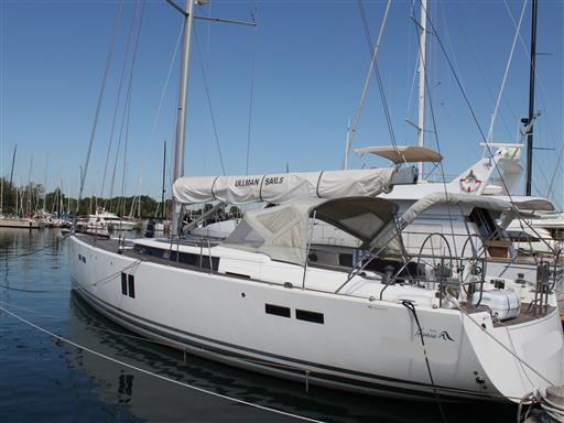 New arrival Hanse 545