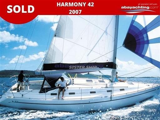 Harmony 42 sold