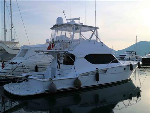 New arrival Hatteras 50 Convertible