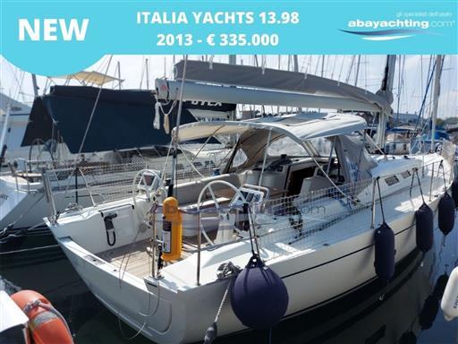 New arrival Italia Yachts 13.98