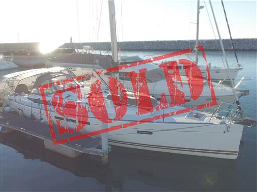 Jeanneau Sun Odyssey 509 sold