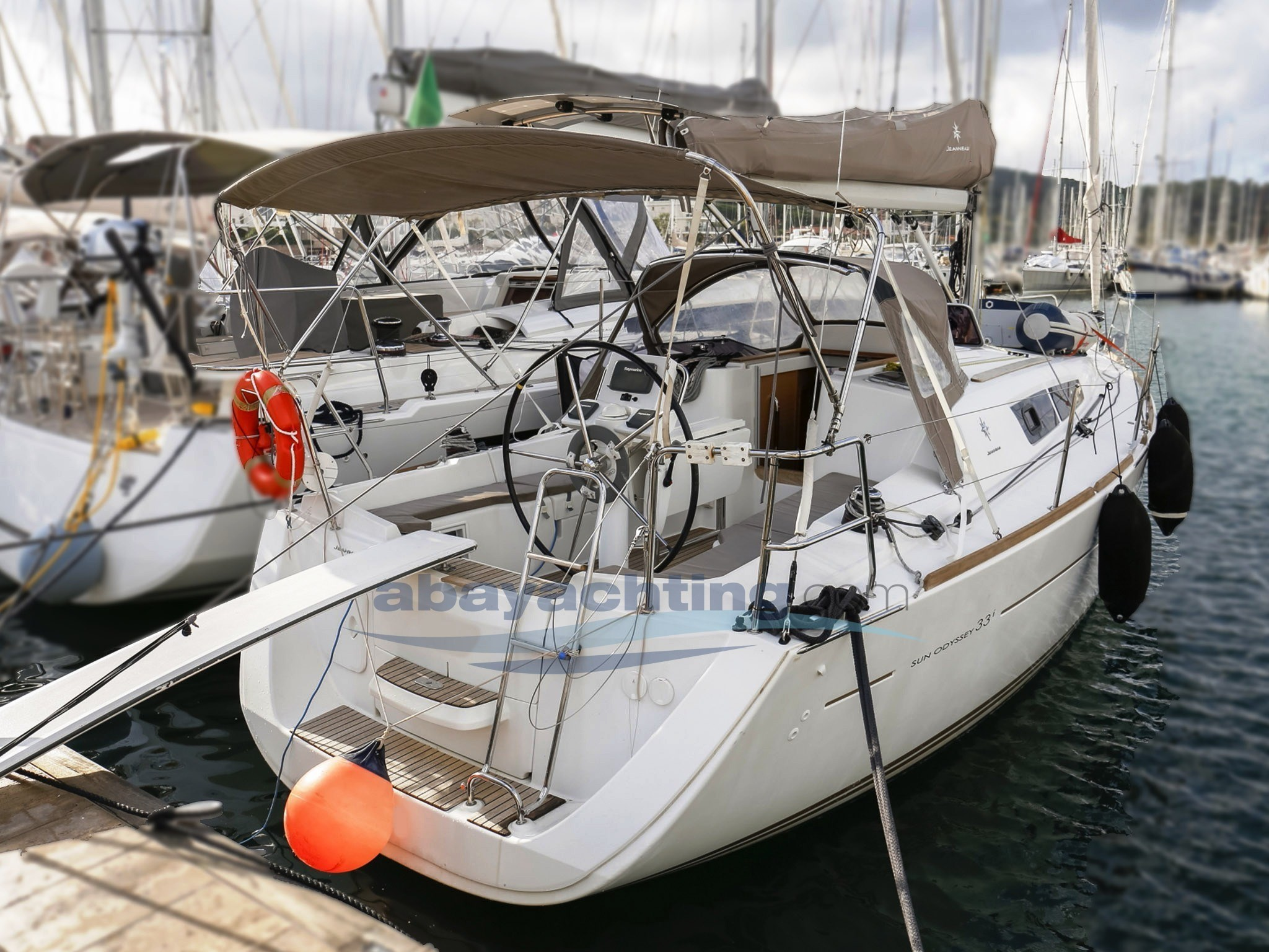 Price reduction Jeanneau Sun Odyssey 33i