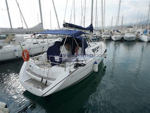 New arrival Jeanneau Sun Odyssey 36i