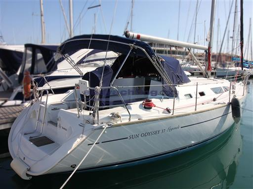 Price reduction Jeanneau Sun Odyssey 37 Legend