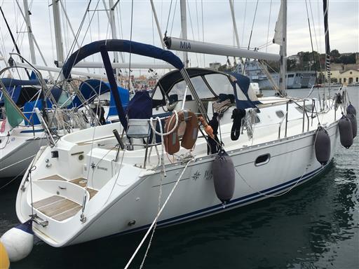 New arrival Jeanneau Sun Odyssey 42.2