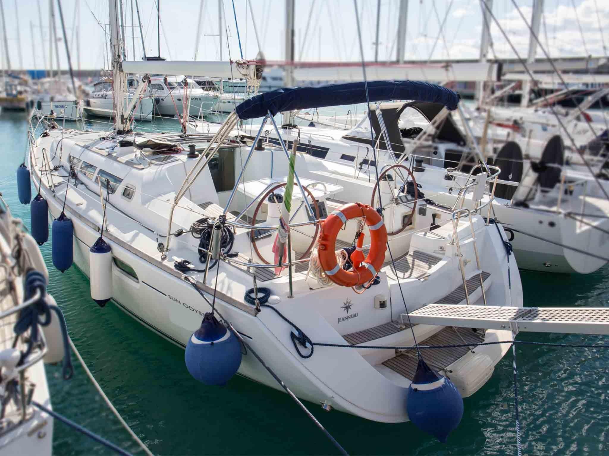 New arrival Jeanneau Sun Odyssey 42i