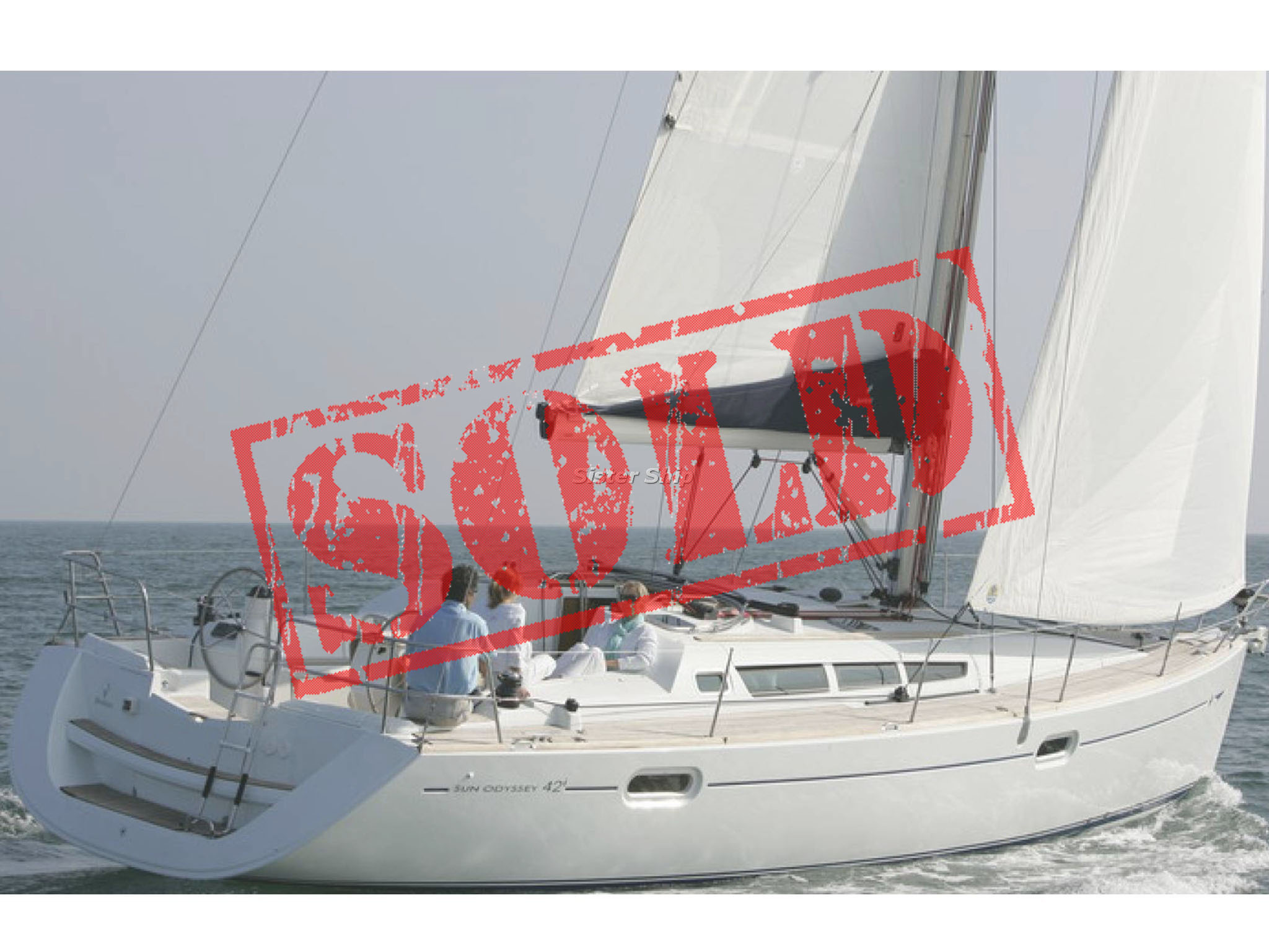 Jeanneau Sun Odyssey 42i venduto