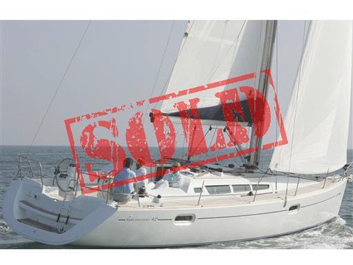 Jeanneau Sun Odyssey 42i sold