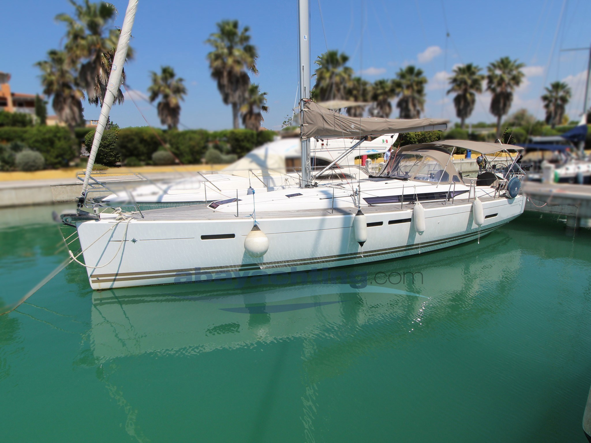 Price reduction Jeanneau Sun Odyssey 439