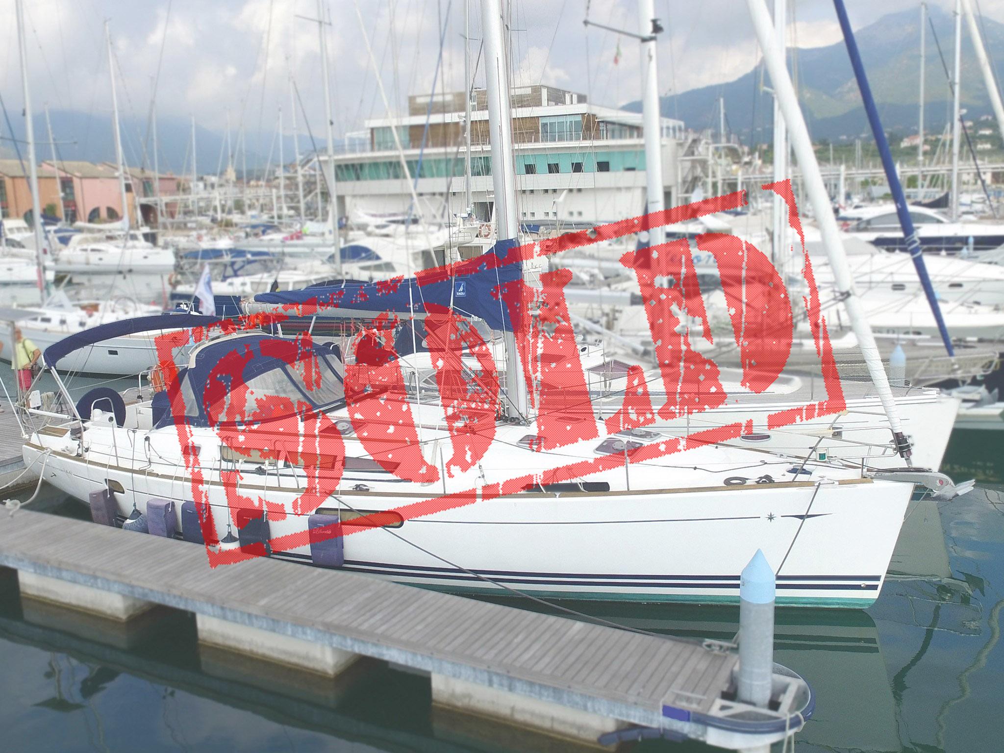 Jeanneau Sun Odyssey 44i venduto