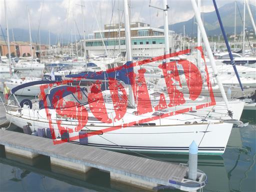 Jeanneau Sun Odyssey 44i sold