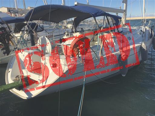Jeanneau Sun Odyssey 45.2 sold