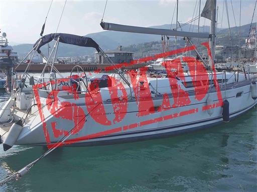 Jeanneau Sun Odyssey 45 sold
