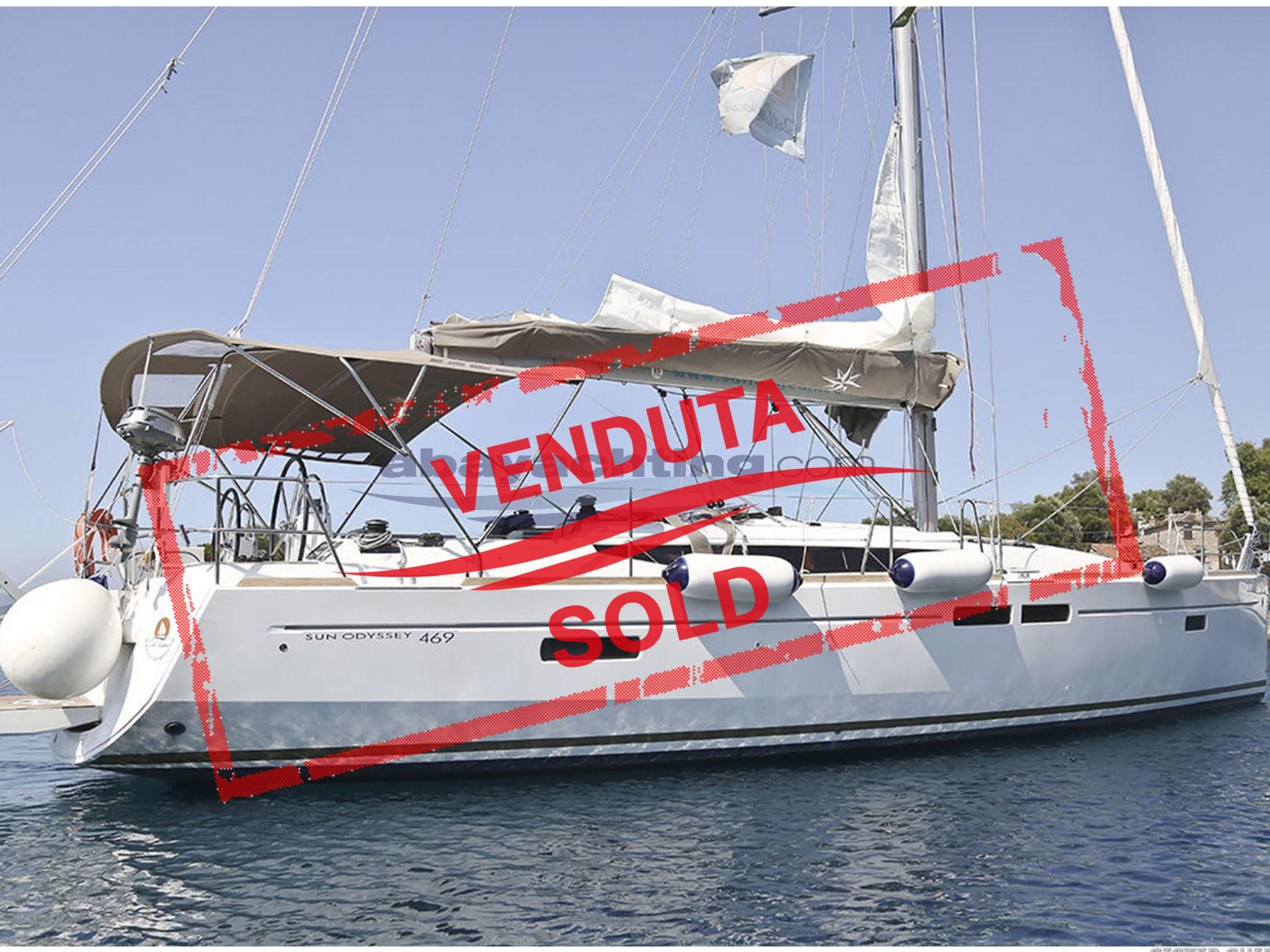 Jeanneau Sun Odyssey 469 venduto