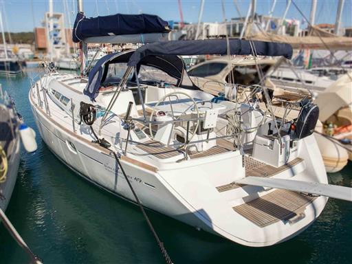 New arrival Jeanneau Sun Odyssey 49