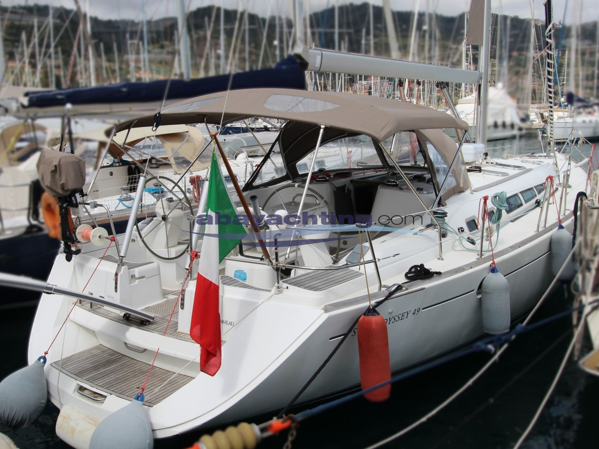 New price for Jeanneau Sun Odyssey 49, 2005