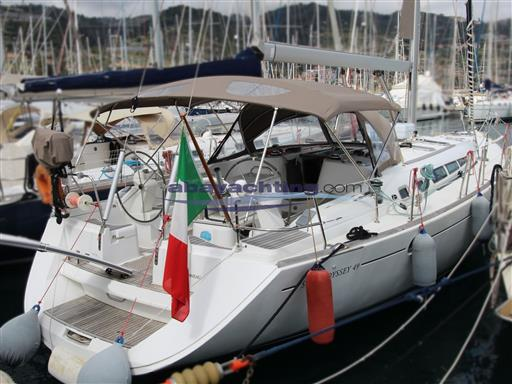 New price for Jeanneau Sun Odyssey 49 2005