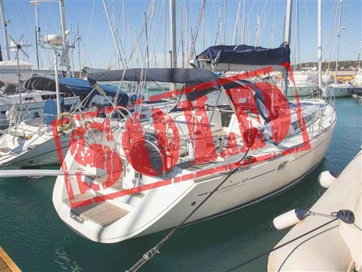 Jeanneau Sun Odyssey 49 2006 sold