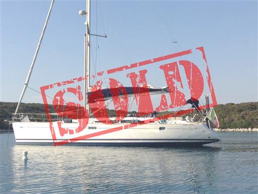 Jeanneau Sun Odyssey 49P sold